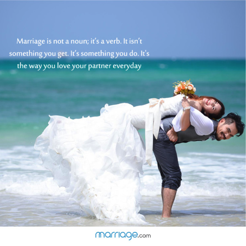 Love Marriage Quotes Three Love Quotes To Melt Your Heart  Marriage Success